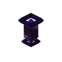 Controlled Void Crystal