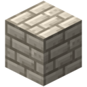 Bleached Bone Brick