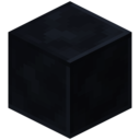 Block of Black Quartz